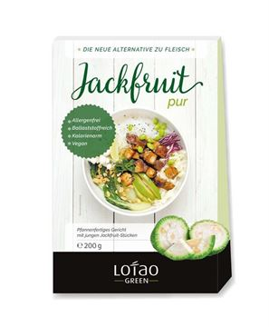 Picture of Jackfruit natur, Lotao, 200g