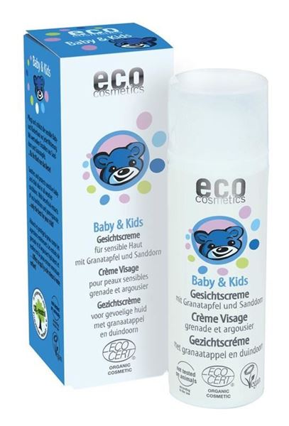 Picture of  Baby & Kids Gesichtscreme, Eco Cosmetics