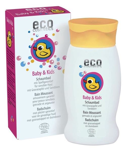 Picture of  Baby & Kids Schaumbad, Eco Cosmetics, 200ml