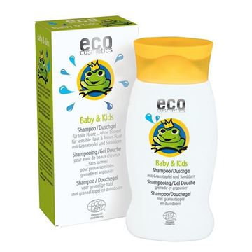 Picture of  Baby & Kids Shampoo / Dusch, Eco Cosmetics, 200ml