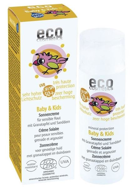 Picture of Baby Sonnencreme LSF50, Eco Cosmetics, 50ml
