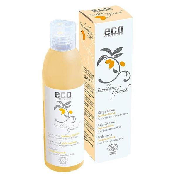 Picture of  Körperlotion Sanddorn-Pfirsich, Eco Cosmetics, 200ml