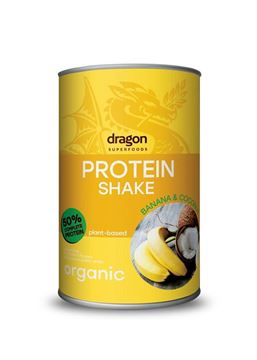 Bild von Protein Shake Banana&Coconut, Dragon Superfoods, 450g