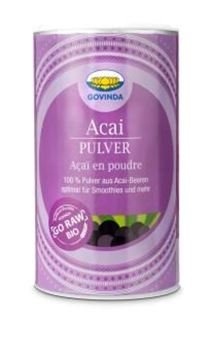 Picture of Acaipulver, Govinda, 100g