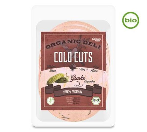 Picture of Cold Cuts Gurke, Vantastic Foods, 100g
