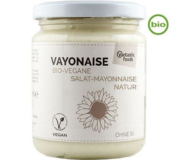 Picture of Vayonaise Natur, Vantastic Foods, 225g