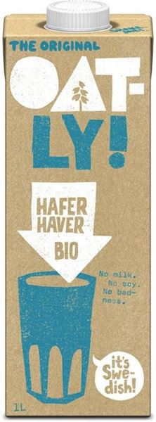 Picture of Haferdrink Original, Oatly, 1l NICHT LIEFERBAR