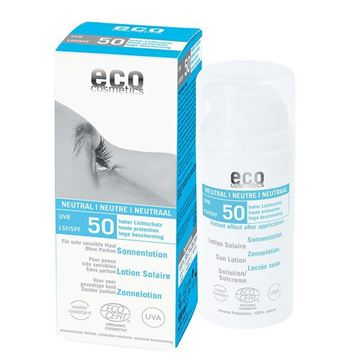 Picture of Sonnenlotion LSF 50 neutral, Eco, 100ml