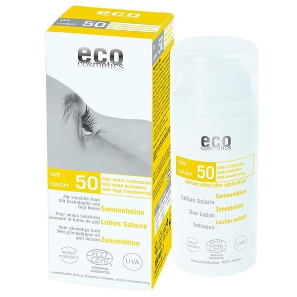 Picture of Sonnenlotion LSF 50, Eco, 100ml