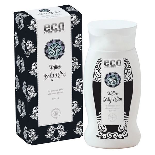 Picture of  Tattoo Körperlotion LSF 10, Eco, 200ml