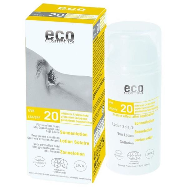 Picture of Sonnenlotion LSF 20, Eco, 100ml