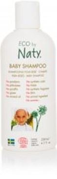 Picture of Baby Shampoo, Naty, 200ml