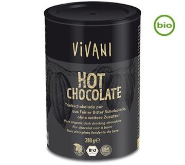 Picture of Hot Chocolate, Vivani, 280g