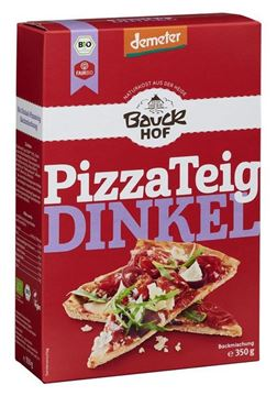 Picture of Pizzateig Dinkel, Bauckhof, 350g