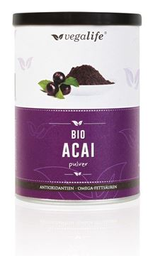 Picture of Acai Pulver, Vegalife, 85g