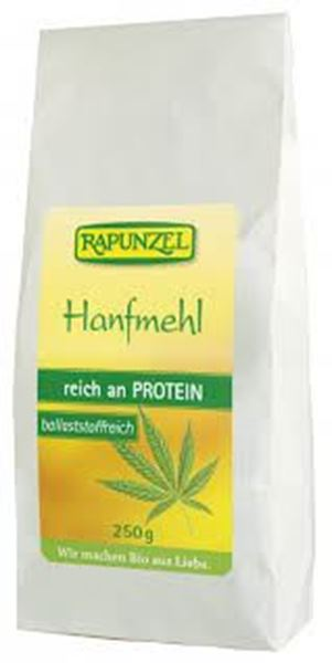 Picture of Hanfmehl, Rapunzel, 250g