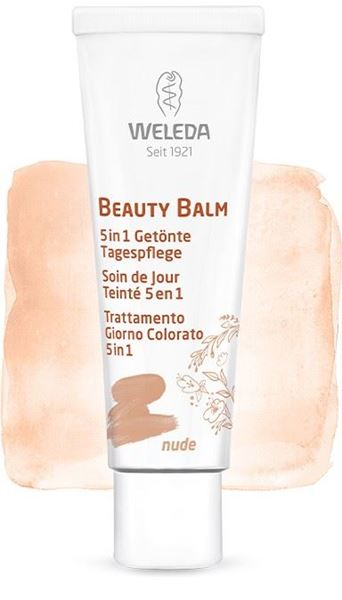 Picture of Beauty Balm 5 in 1 getönte Tagespflege nude, Weleda, 30ml