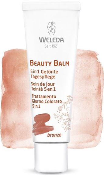 Picture of Beauty Balm 5 in 1 getönte Tagespflege BRONZE, Weleda, 30ml
