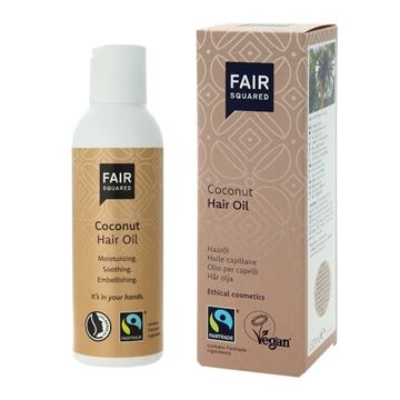 Bild von Hair Oil Coconut, Fair Squared, 150ml