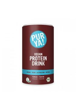 Picture of Protein Drink Cacao-Carob, Pur Ya!, 550g