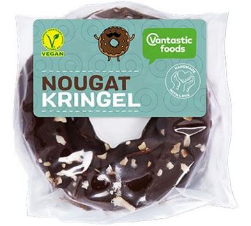 Picture of Nougatkringel, Vantastic Foods, 100g