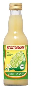 Picture of Limettensaft, Beutelsbacher, 200ml
