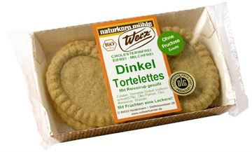 Picture of Dinkel Torteletts, Werz, 100g SAISONPAUSE