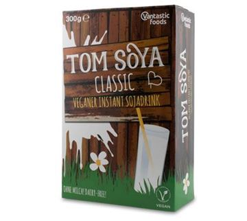 Picture of TOM SOYA Classic Instant Drink, Vantastic Food, 300g
