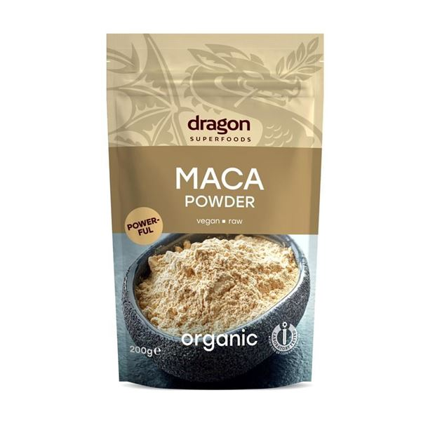 Picture of Maca Pulver, DRAGON SUPERFOODS , 200g