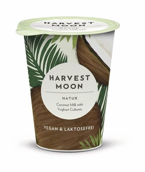 Bild von Coconut Milk Nature Yoghurt, Harvest Moon, 375g