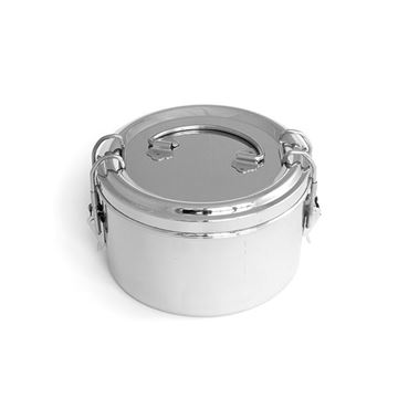 Picture of Tiffin Bowl Lunchbox, Eco Brotbox, 1Stk. AUSLAUFSICHER