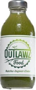 Picture of Matcha-Ingwer-Eistee, Outlawz food, 330ml