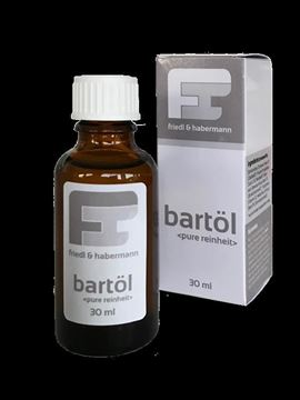 Picture of Bartöl 'Pure Reinheit', Friedl&Habermann, 30ml