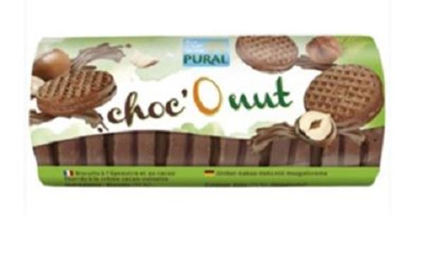 Picture of Choc'O Nut Nougatcreme, Pural, 85g