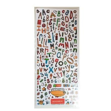 Picture of Dishwasher-safe Stickers, Goodbyn, 1Set