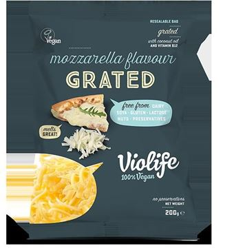 Picture of Mozzarella flavour GRATED, Violife, 200g