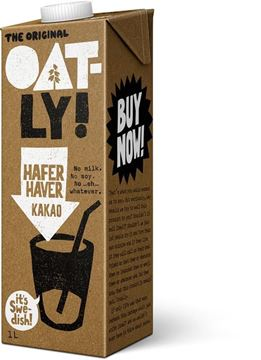 Picture of Haferdrink Cacao, Oatly, 1l