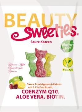 Picture of Saure Katzen, Beauty Sweets, 125g