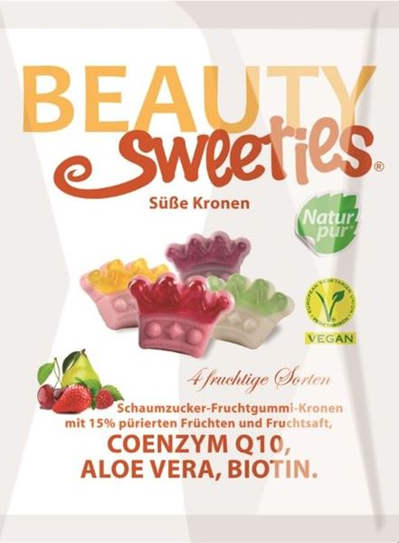 Picture of Süsse Kronen, Beauty Sweets, 125g
