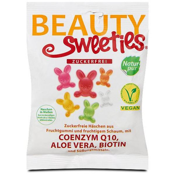 Picture of Häschen zuckerfrei, Beauty Sweets, 125g