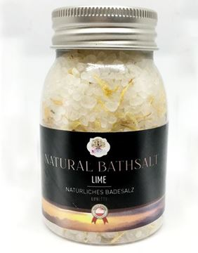 Picture of Badesalz Limette, Ecoworld, 85g