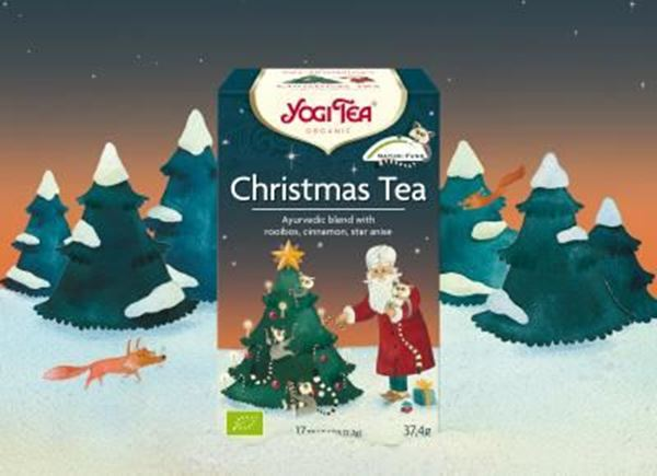 Picture of Christmas Tea, Yogi Tea, 17Btl
