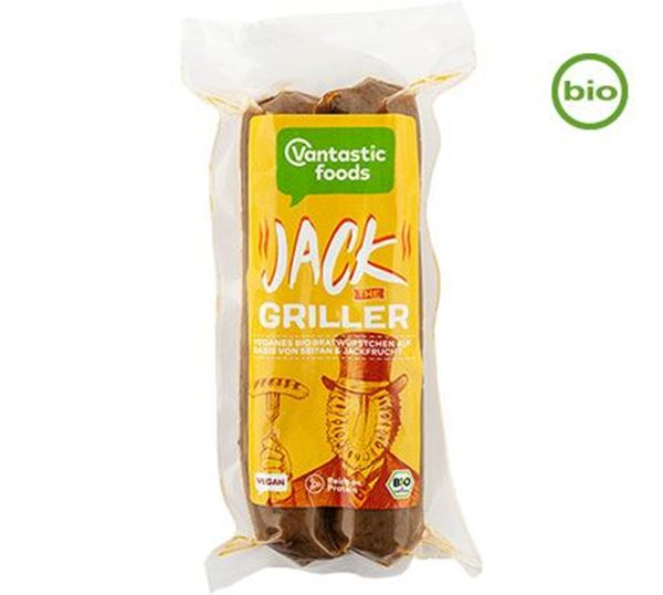 Picture of Jack the Griller, Vantastic Foods, 150g