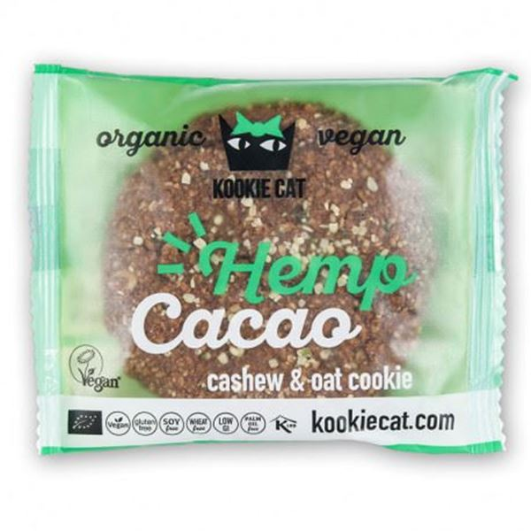 Picture of Hemp Cacao, Kookie Cat, 50g