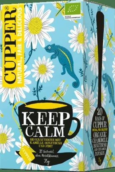 Picture of Keep Calm, Cupper, 20Btl