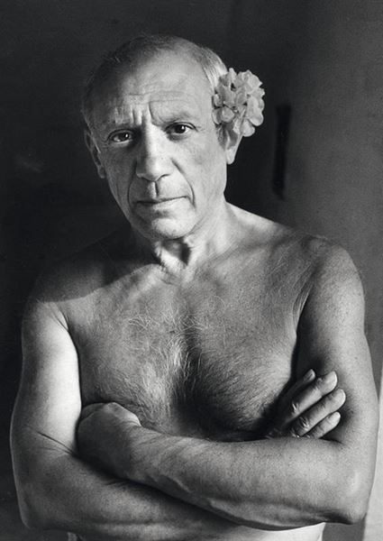 Picture of Pablo Picasso, 1Stk.