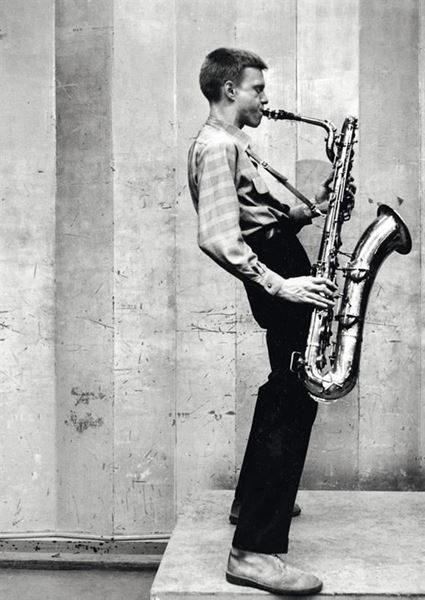 Picture of Gerry Mulligan, 1Stk.