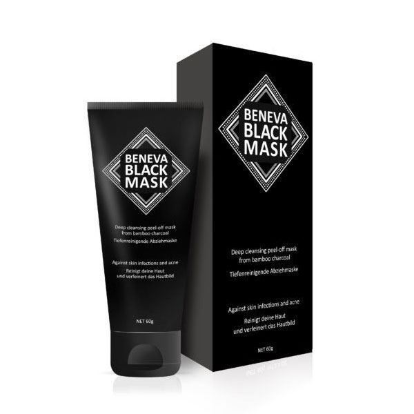 Picture of Black Mask, Beneva Black, 60g