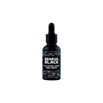 Picture of Retinol Serum 2.5%, Beneva Black, 30ml