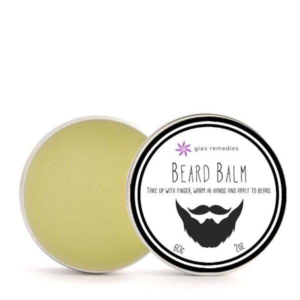 Picture of Beard Balm, gia's remedies, 60g